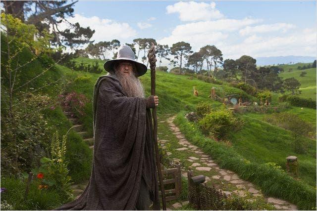 Fotograma de El Hobbit: Un viaje inesperado