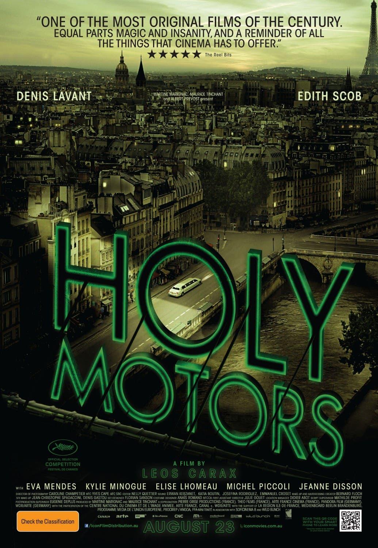 Poster de Holy Motors