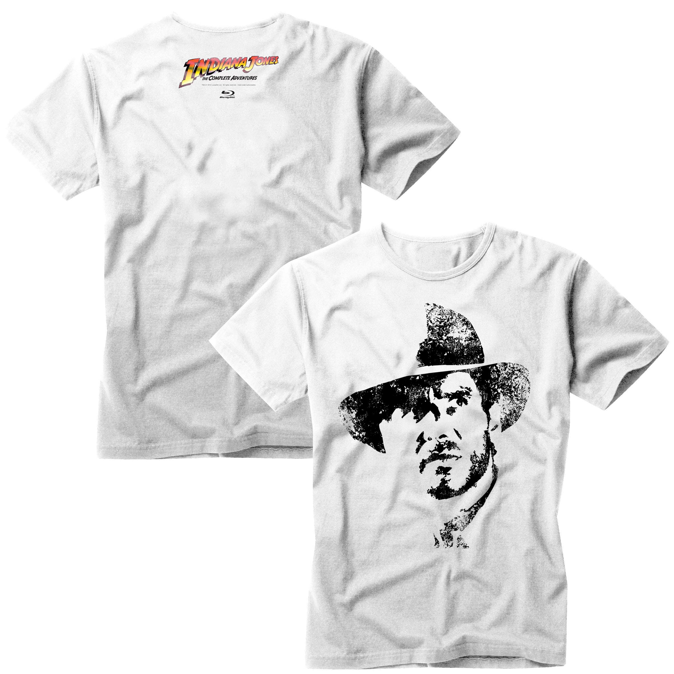 Camiseta de Indiana Jones