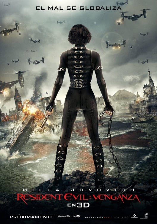 Resident Evil: Retribution Box Office USA