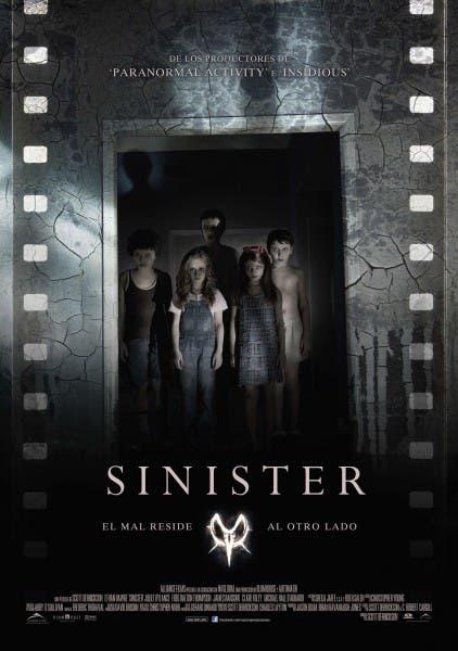 Nuevos pósters de SINISTER