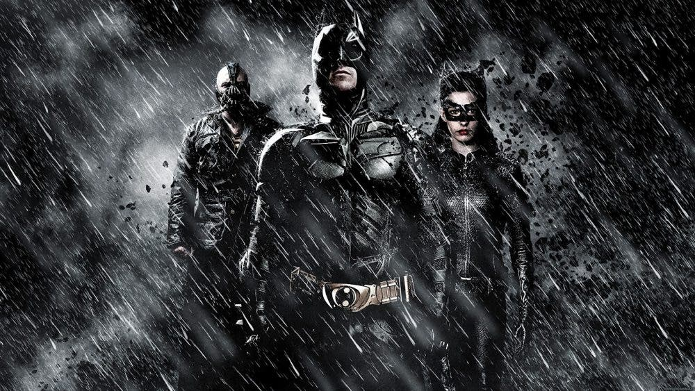 Batman el Caballero oscuro La leyenda renace The Dark Knight Rises