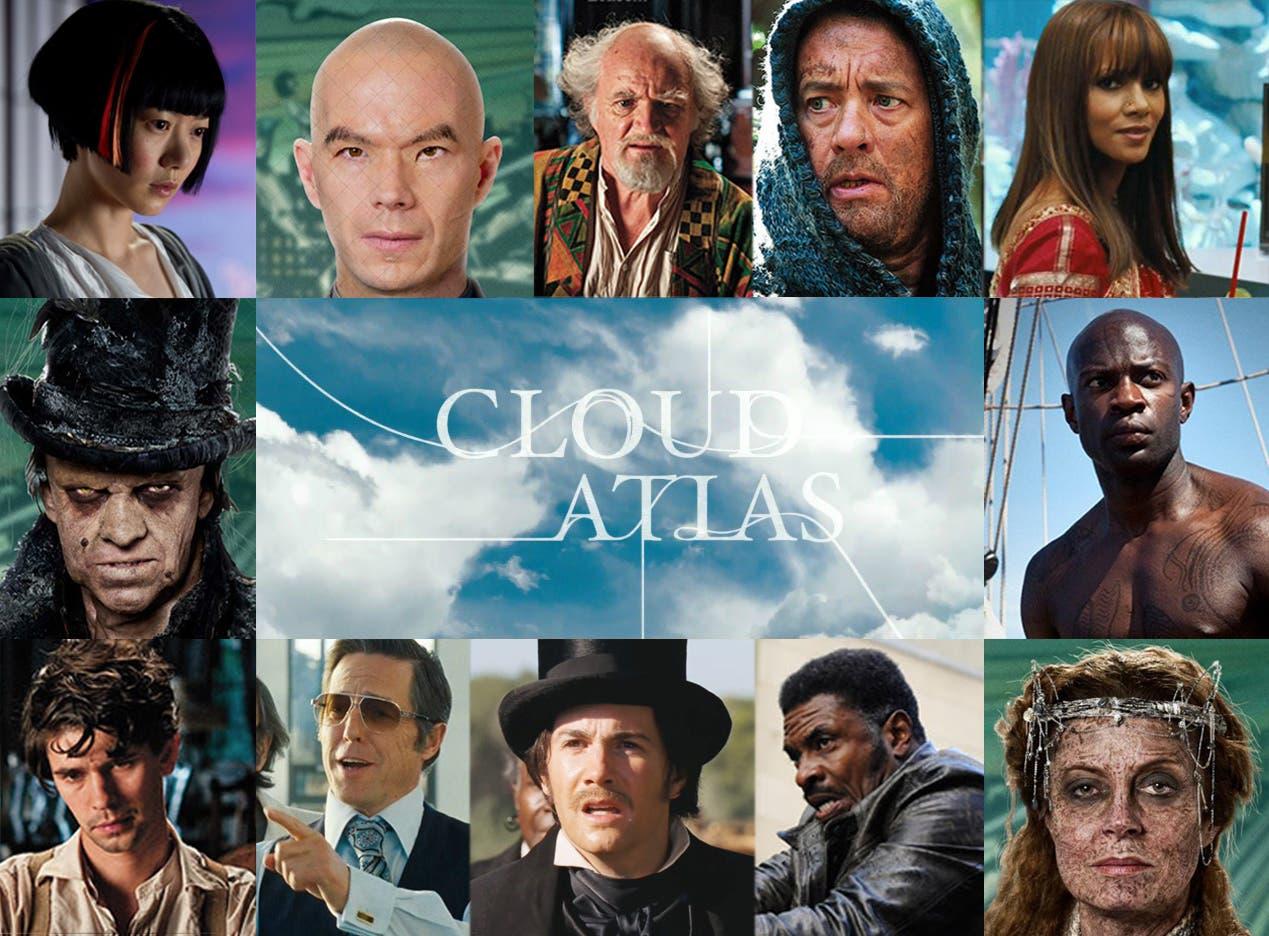 reparto de Cloud Atlas - El atlas de las nubes