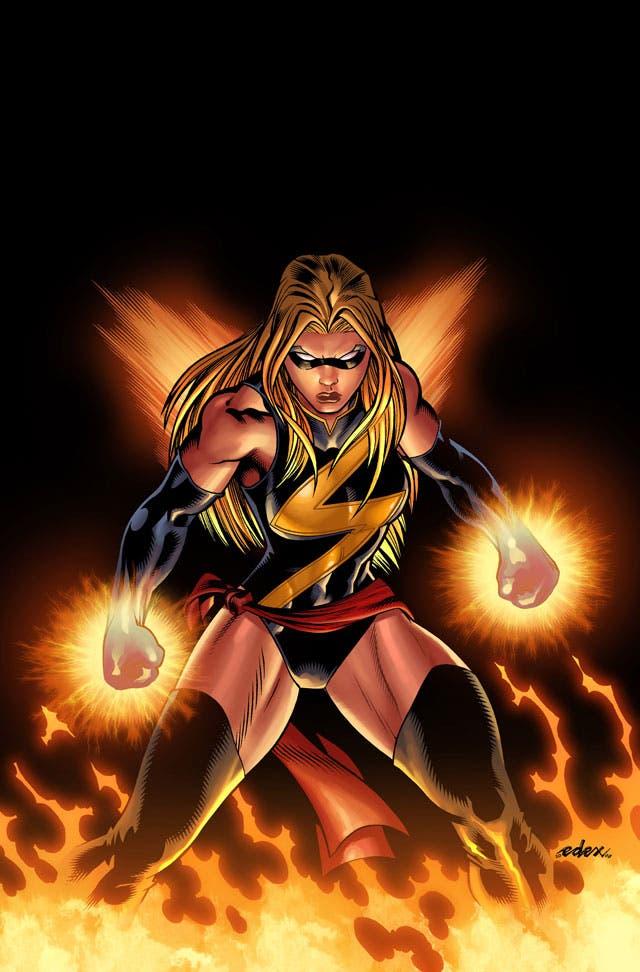 Ms. Marvel para los Vengadores 2