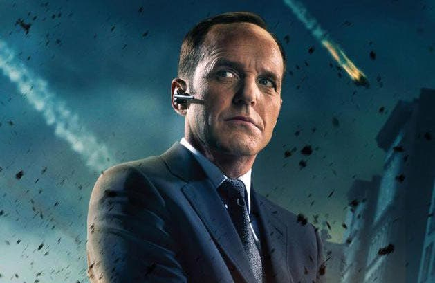 Marvel agents of S.H.I.E.L.D. Phil Coulson