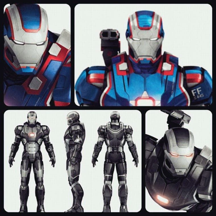 concept art iron soldier