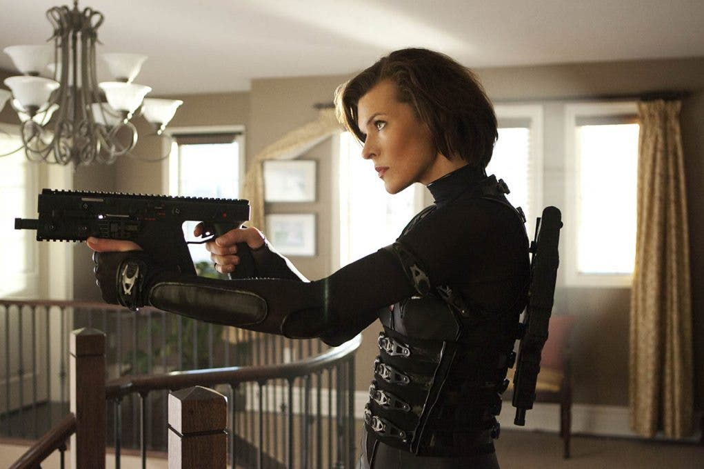 Imagen de Milla Jovovich en Resident Evil: Venganza