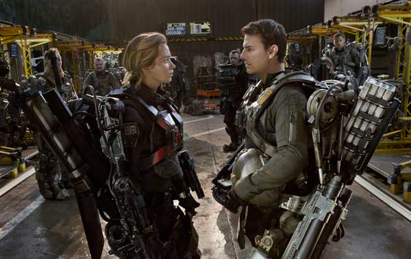 Edge of Tomorrow - Al filo del mañana