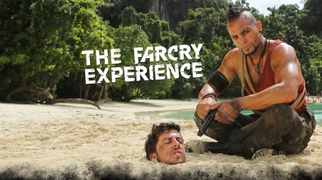 THE FAR CRY EXPERIENCE