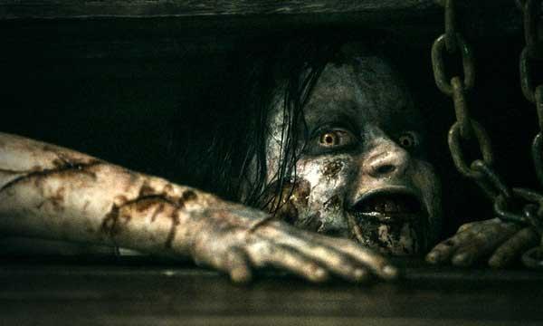 'Evil Dead' tráiler brutalmente sangriento