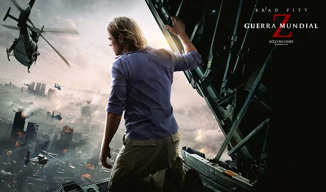 WORLD WAR Z ( Guerra mundial Z )