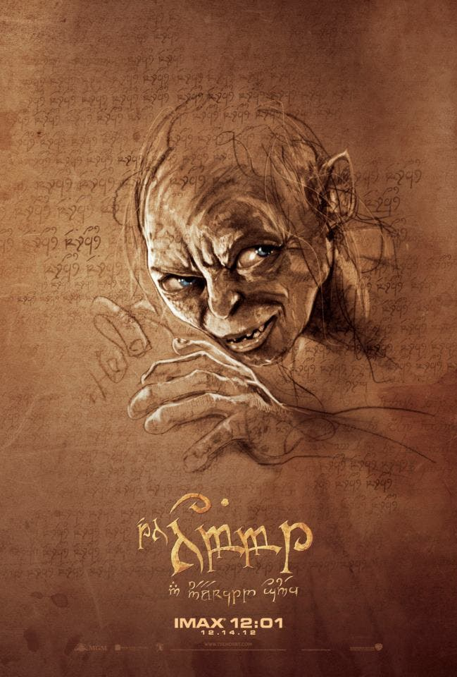 hobbit-unexpected-journey-imax-poster-andy-serkis