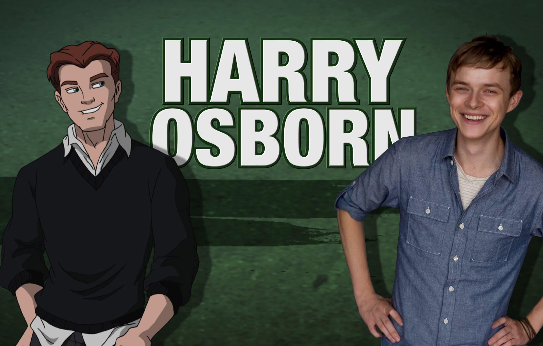 Dane DeHaan será Harry Osborn en The Amazing Spider-Man 2
