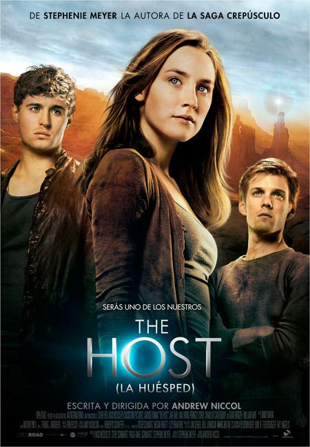 Poster_TheHost_cast