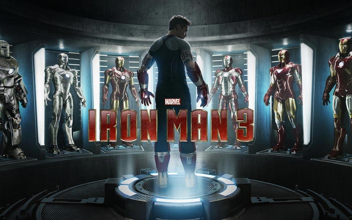 Iron man 3 nuevo tráiler con intro de tony stark