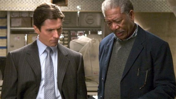 Morgan Freeman en TDK