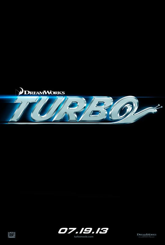 Poster de Turbo