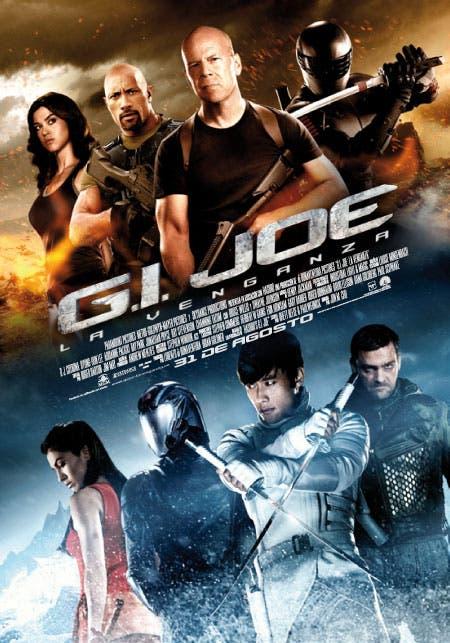 G.I. JOE: La Venganza 3D