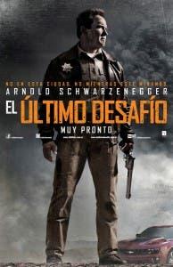 Poster español de El último desafío