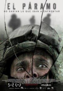 Poster de El páramo