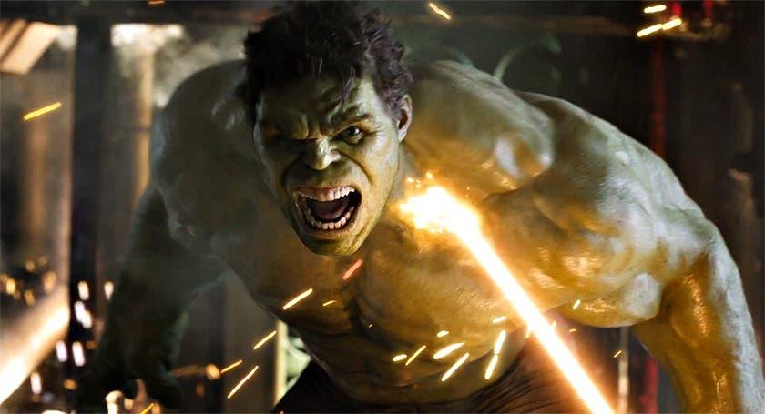 HULK: Marvel: Los Vengadores