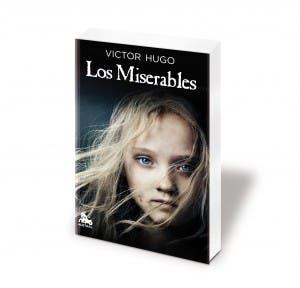 Portada libro Los miserables