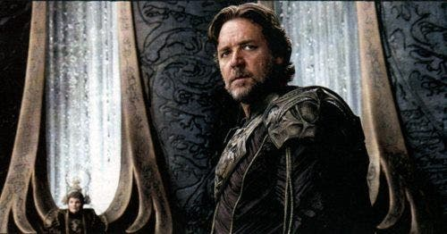 Russell Crowe es Jor El en Man of Steel
