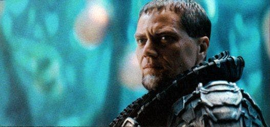 Michael Shannon es el General Zod