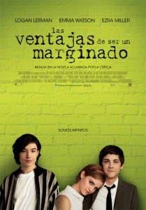 Poster de LAS VENTAJAS DE SER UN MARGINADO