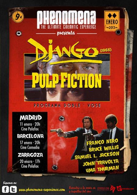 The Tarantino Experience en Zaragoza