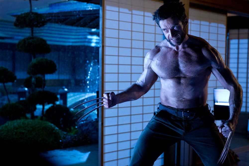 Hugh Jackman es The Wolverine