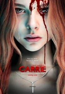 Poster de Carrie (2013)