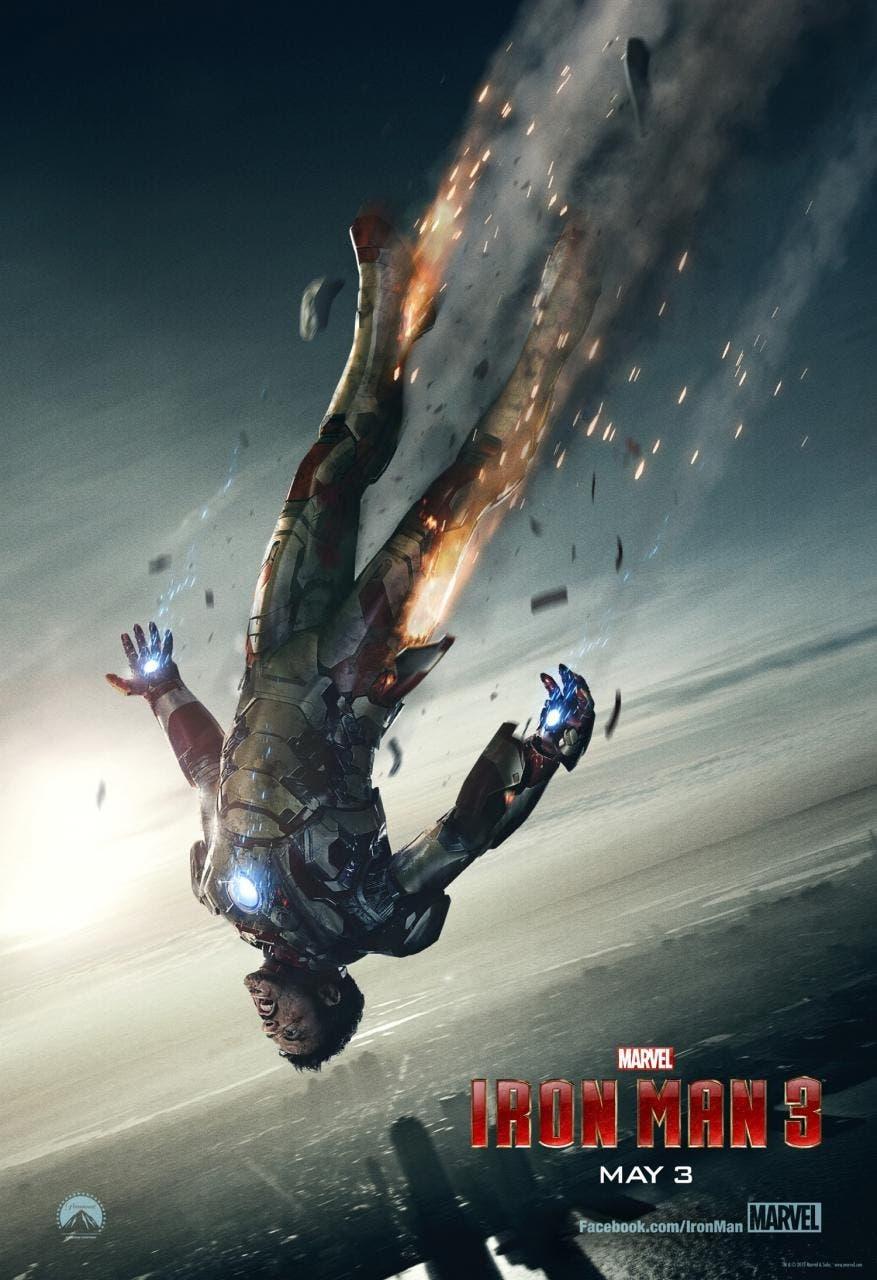 Nuevo Póster de Iron Man 3