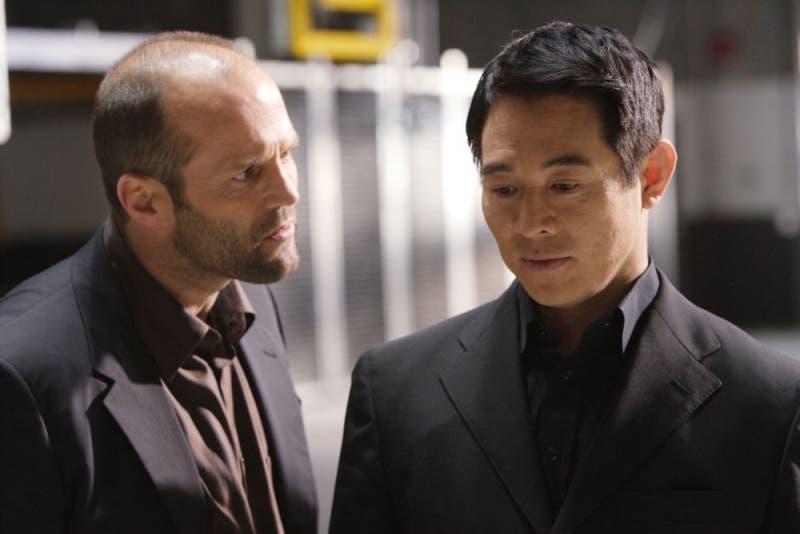 Jason Satham sabe de sobra como se las gasta Jet Li.