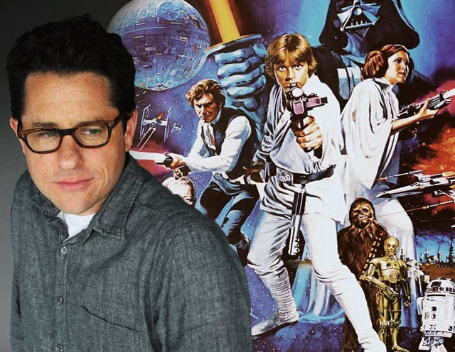 J.J. Abrams dirigirá Star Wars