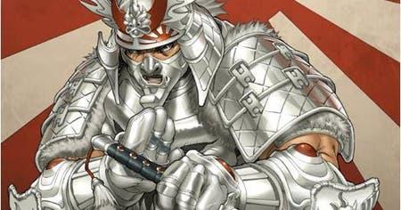 El Samurai de Plata