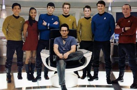 Star Trek 2 en la oscuridad