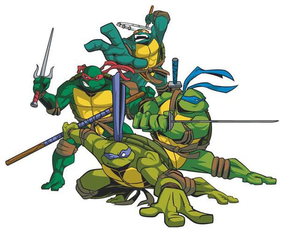 Tortugas Ninja Ninja Turtles