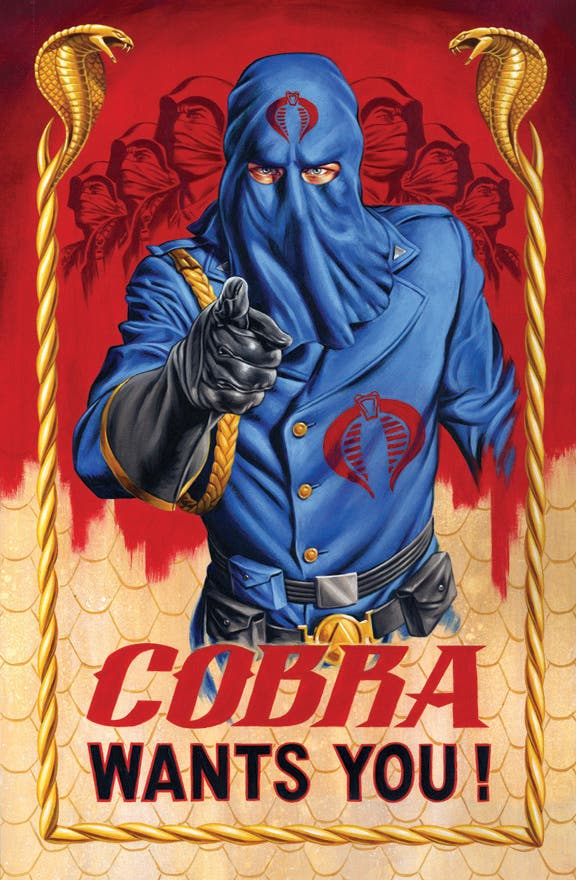 Cobra Special Forces Recruiting