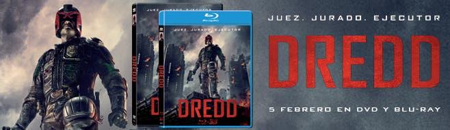 Dredd en DVD-Blu-ray