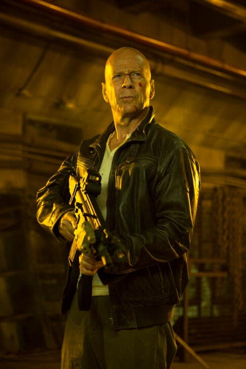 Bruce Willis vuelve a dar vida a John John McClane