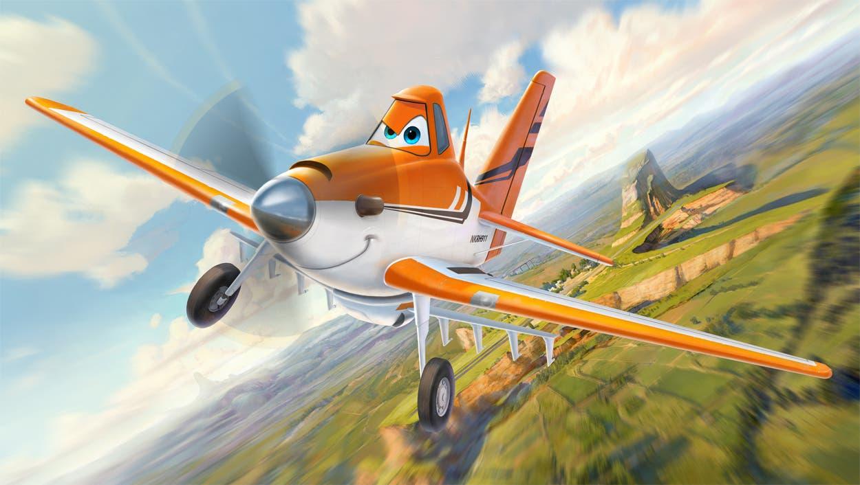Planes de Disney