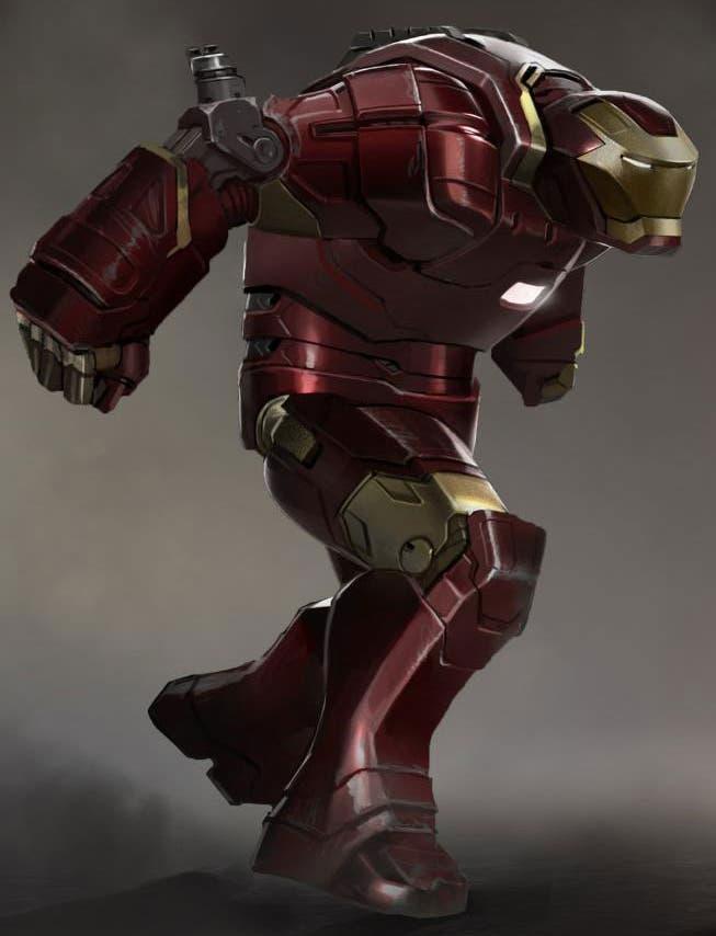 concept art iron man 3