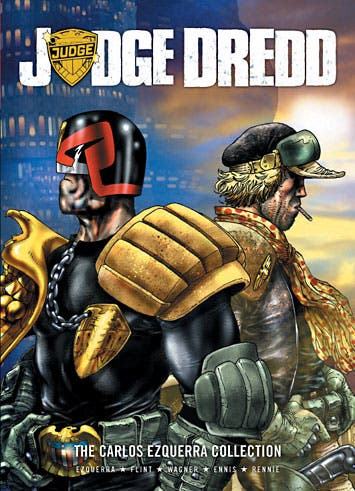 juez dredd carlos ezquerra collection