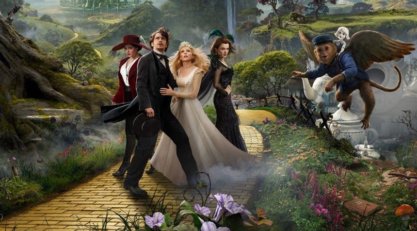Oz, un mundo de fantasía Mago de Oz será terror en estado puro