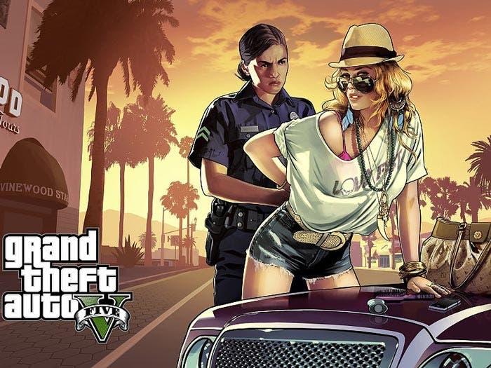 wallpaper Grand Theft Auto V