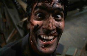 Bruce Campbell, protagonista de la trilogía de 'Posesión infernal'