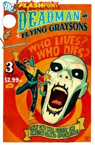 Flashpoint: Deadman & the Flying Graysons