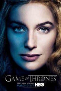 Lena Headey es Cersei Lannister Juego de Tronos
