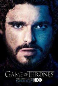 Richard Madden es Robb Stark